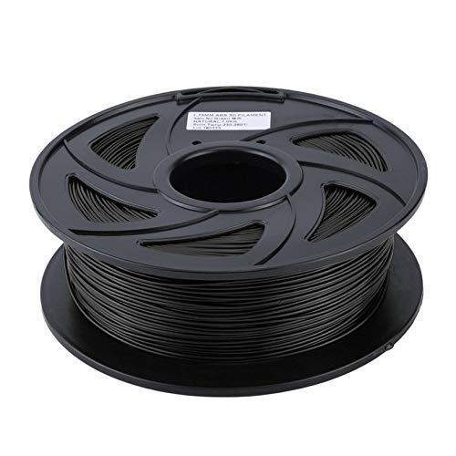 Clockeikan Premium ABS 1.75mm Filament 3D Drucker Druckmaterial Zubehör Rolle 1KG