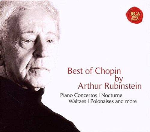 Artur Rubinstein Best of Chopin by Arthur Rubinstein Other Solo Instrum.