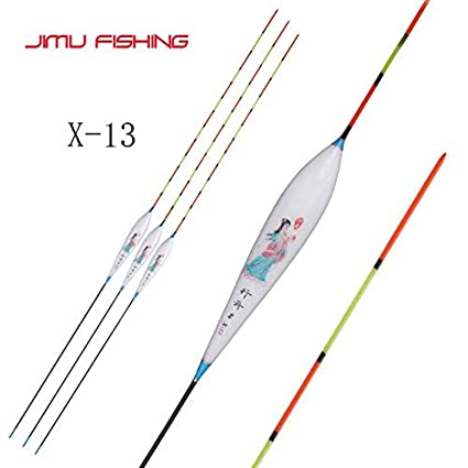 Amazon.com: CUSHY 3pcs/lot Composite Nano Fishing Floats 1-3# Flotador Pesca 10 Models Available Stopper Bobbers Fishing Accessories Tools Tackles : X-13: ...