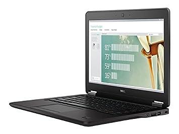 DELL Latitude 7250 - Ordenador portátil (Portátil, Negro, Concha, i7-5600U, Intel Core i7-5xxx, BGA1168): Amazon.es: Electrónica