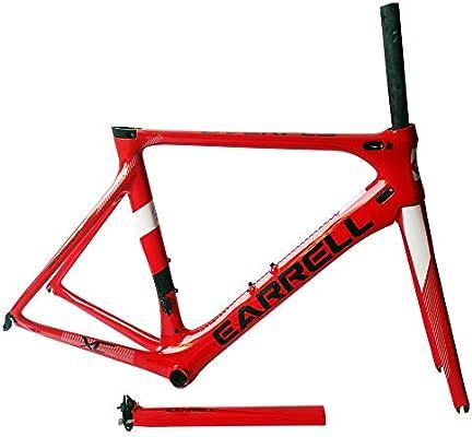 MTB marco Bastidor de la bicicleta del marco de fibra de carbono ...