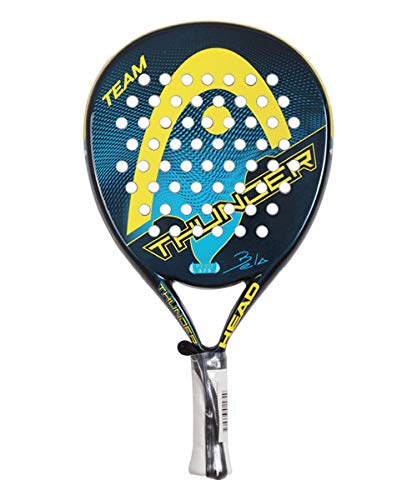 Pala pádel Head Thunder Bela 3.0 Light With CB 2014: Amazon.es ...