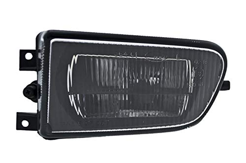 (HELLA 009026011 BMW 5 Series E39 Driver Side Replacement Fog Light Assembly)