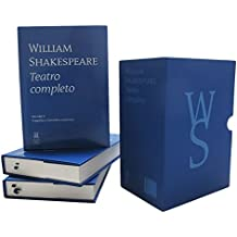 William Shakespeare. Teatro Completo