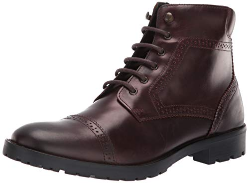 GBX Men's Bock Ankle Boot, Brown, 10 M US
