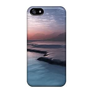 High-quality Durability Cases For Iphone 5/5s(arctic Sunrise)