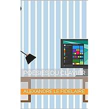 Poésies du clavier (French Edition)