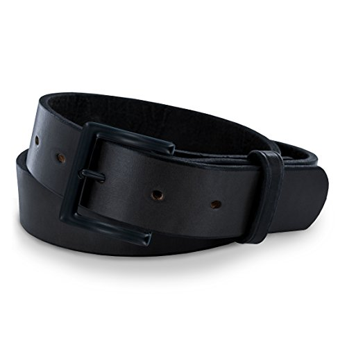 Hanks Grande - Men's Big and Tall Belts - Solid Leather USA-Made, 100-Year Warranty
