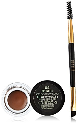 Milani Stay Put Brow Color, Brunette, 0.09 Ounce (Packaging May Vary)