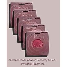 Azenta Patchouli Powder Value Pack 5