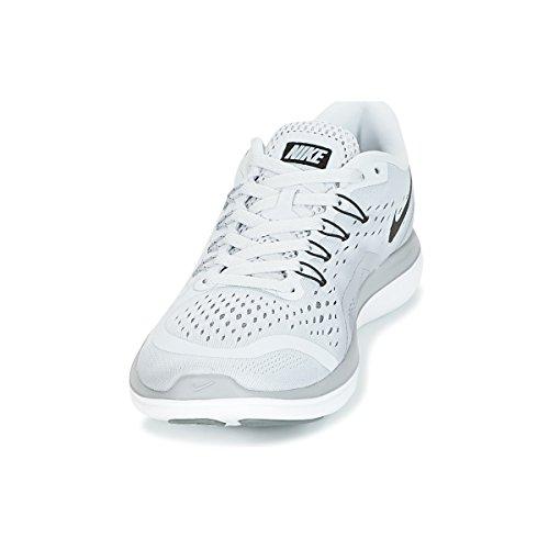 Nike Platinum Flex Damen Cool Black Grey 002 Laufschuhe Rn 2017 Wolf Grau Pure Grey r0rnfW
