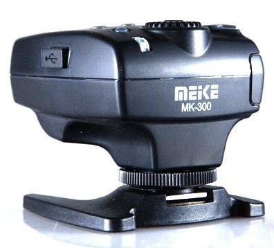 Meike MK300 MK-300 LCD TTL Flash Speedlite For Nikon D3000 D3100 D3200 D5000 D610 D90