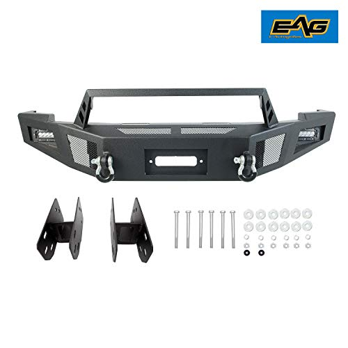 Buy chevy front bumper with winch
