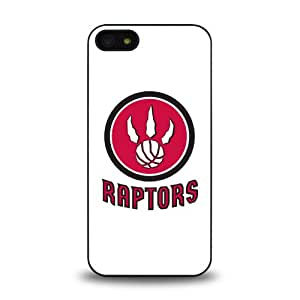 iPhone 5 5S case protective skin cover with NBA Toronto Raptors Team Logo 2014 Latest - 6