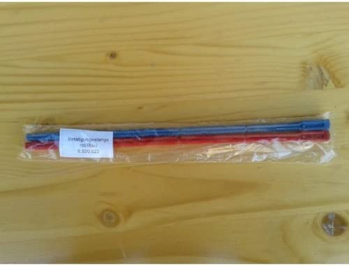 TECE 9820022 operating rods Rods red and black
