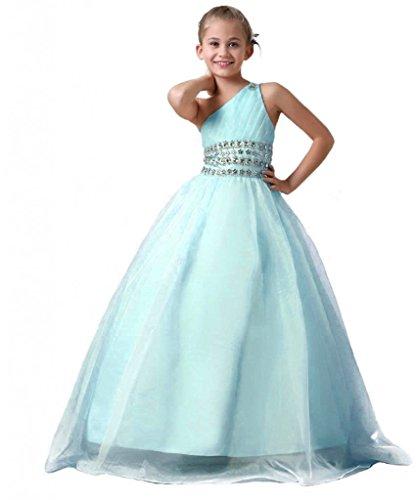 Pretty Blue Dress - 9