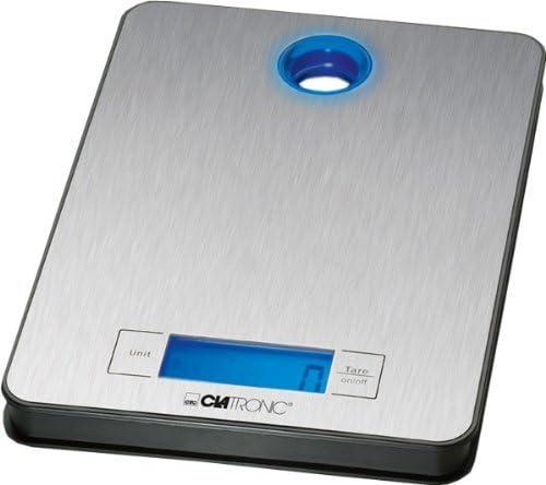 CLATRONIC Balanza Digital Cocina KW 3412