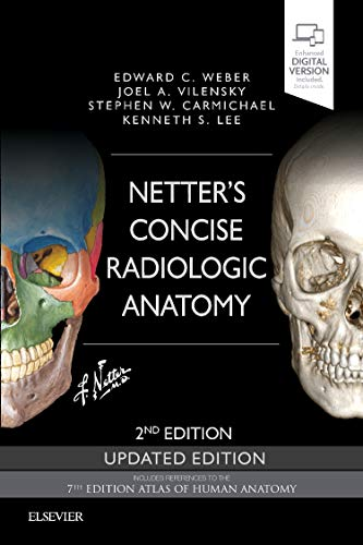 B.o.o.k Netter's Concise Radiologic Anatomy Updated Edition [K.I.N.D.L.E]
