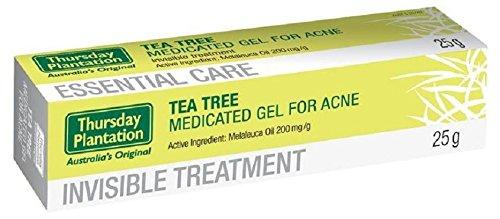 25g Gel (Thursday Plantation Tea tree Blemish Gel - Tea Tree 25g)