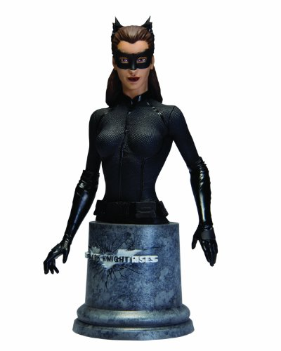 DC Direct The Dark Knight Rises: Catwoman Bust]()