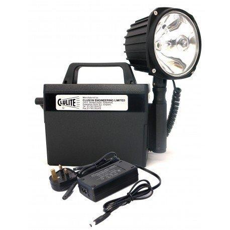 Cluson Clulite Clubman CB2Deluxe Wiederaufladbare Taschenlampe