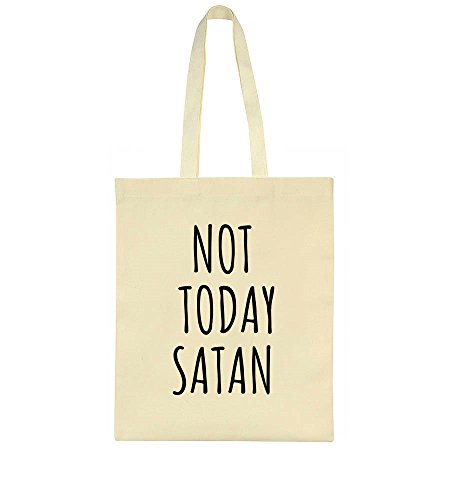 Tote Today Bag Design Minimaistic Not Satan wqdxIn1pU