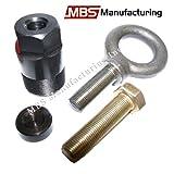 MBS Mfg Mercury Mariner Flywheel Puller 91-849154T1 Lift Ring 91-90455-1 Lifting Eye