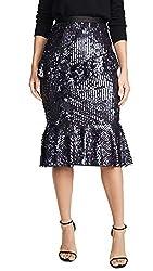 Scarlett Sequin Midi Skirt