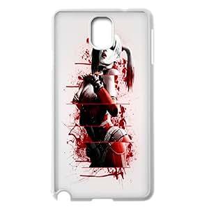 DIY Stylish Printing Harley Quinn Custom Case For Samsung Galaxy Note 3 N7200 Q3B512599