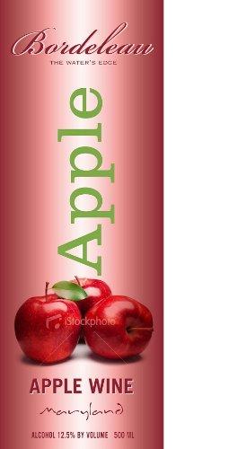 apple wine - 2