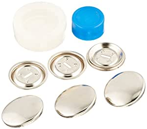 Dritz cover button kit size 36 7 8 3 ct for Dritz craft cover button kit size 36