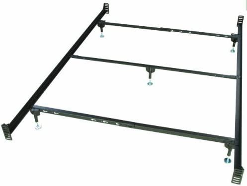 Glideaway BB34 Bolt On Headboard And Foot Board Bed Frame Center Feet