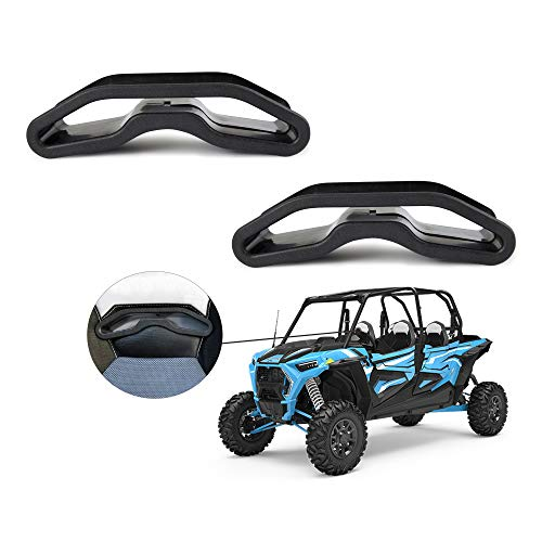 Tepeng UTV Harness Pass Through Bezel For Polaris RZR XP1000/XP1000 Turbo RZR 1000 S RZR 900/S/XC,General (2 piece) (Harness Inserts)