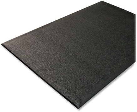 Amazon Com Anti Fatigue Mat Nitrile Rubber Vinyl 3 X5 Black Sold As 1 Each Kitchen Dining