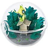 Re-ment Pokemon Terrarium Collection 3 Pokeball Diorama Figure 6. Celebi (Single)