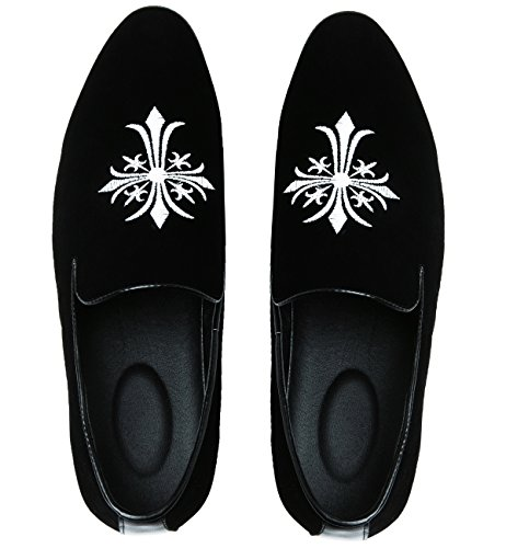 Femmes Pantoufles Noir (noir) Hématite KUZKubys
