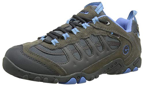 Donna Tec Arrampicata Hi da Waterproof Low Grigio Cornflower Charcoal Penrith Scarpe Grey FW406qAW