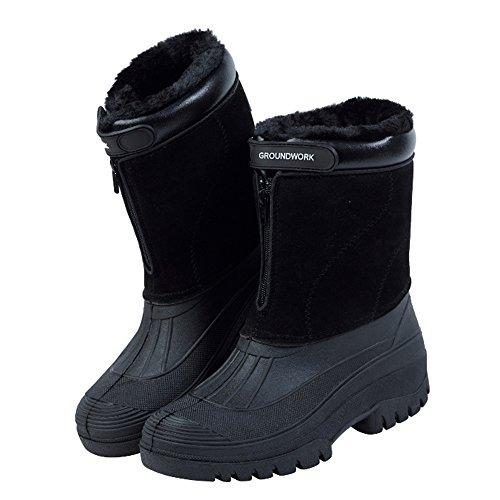 Mucker 8 Fur SIZE Yard Boot Mens Lined Outdoor Waterproof vE8pqSqx