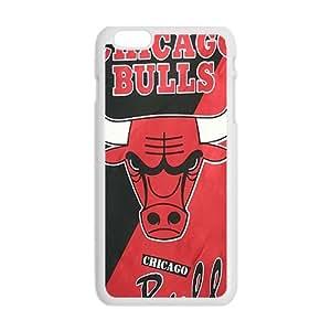 Bulls logo Phone Case for Iphone 6 Plus