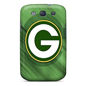 MPy1905yzVK Anti-scratch Cases Covers Luoxunmobile333 Protective Green Bay Packers Hd Cases For Galaxy S3