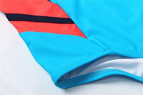Uhnice Women's One Piece Swimsuits Racing Training Sports Athletic Swimwear