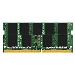 Kingston Technology System Specific Memory 8GB DDR4 2400MHz 8GB DDR4 2400MHz módulo de - Memoria (8 GB, 1 x 8 GB, DDR4, 2400 MHz, 260-pin SO-DIMM, Negro, Verde)