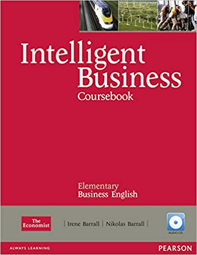 Amazon intelligent business elementary course book with audio intelligent business elementary course book with audio cd 1st edition fandeluxe