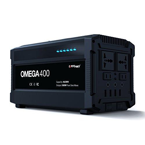ExpertPower 400 Generator Lithium ion Uninterruptible