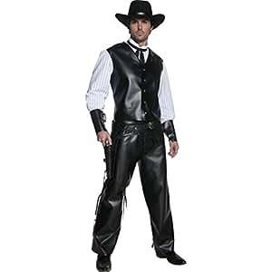 Taje de cowboy disfraz lejano oeste vestuario hombre