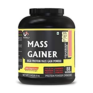 Best Mass Gainer Supplement in India 2020