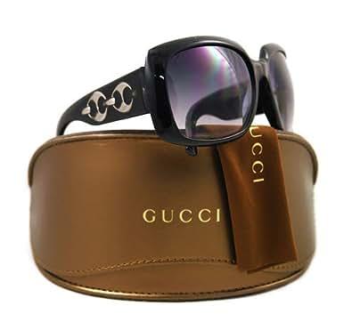 Amazon.com: GUCCI GG 3062/S Sunglasses 3062S Black Crystal