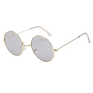 VJGOAL Mujeres Vintage Retro Gafas Multicolor Moda gafas de ...