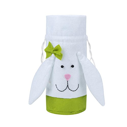 Easter Candy Bag ,Elevin(TM) Easter Rabbit Trousers Gift Candy Bag case Creative (Bum Bum Trousers)
