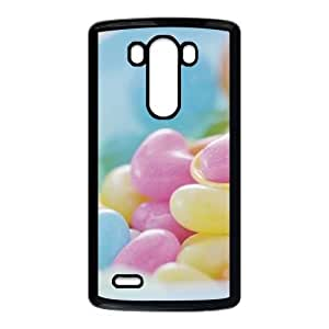 ZK-SXH - Colored candy Diy Cell Phone Case for LG G3, Colored candy Personalized Phone Case